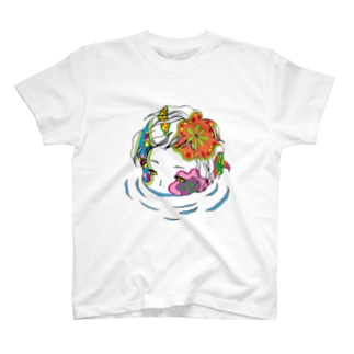 浸食 T-shirts