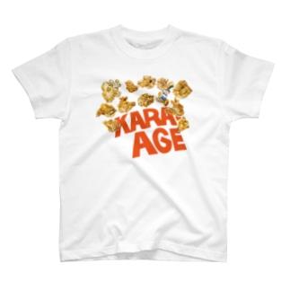 KARA-AGE T-shirts