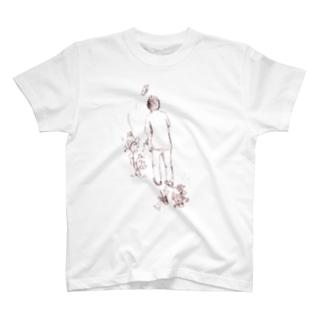 育つ T-shirts