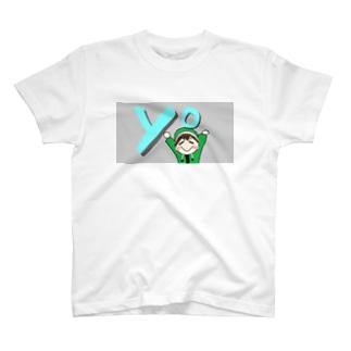ヨシップのYO!YO!Tシャツ T-shirts