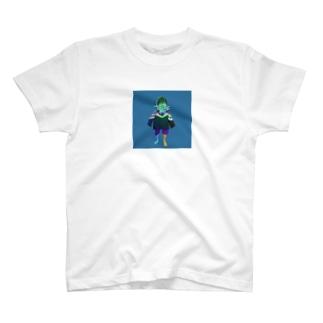 BABYデジタルぞんびちゃんTシャツ T-shirts