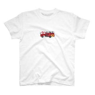 ののの赤い消防車 T-shirts
