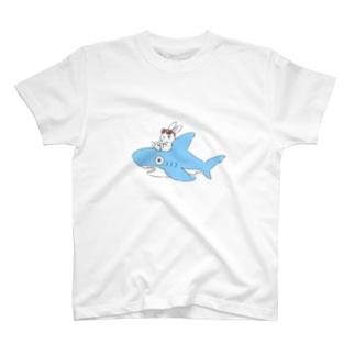 いなばのしろうさぎチャン T-shirts
