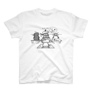 ペンギン奉行 T-shirts