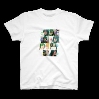 RYUさんのあやめ巻ちゃん T-shirts