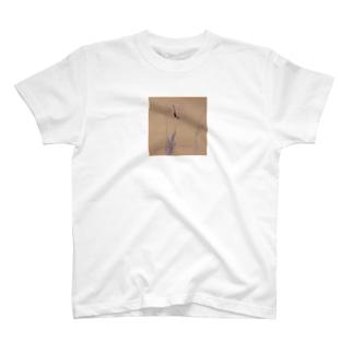 首飛ぶ恐らくは鳥 T-shirts