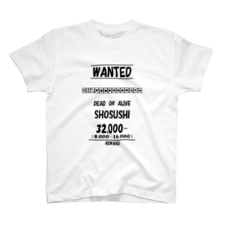 WANTED(小四喜) T-shirts