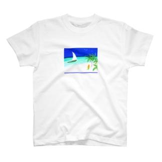 夏♪ T-shirts