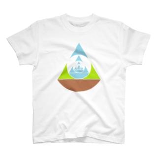 nature elements T-shirts