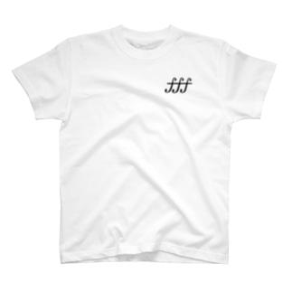 てぃてぃてぃ T-shirts