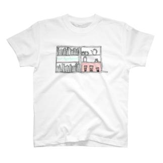 hondana_ T-shirts