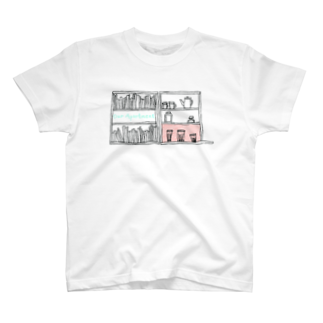 apartmentCHICOのhondana_ T-shirts