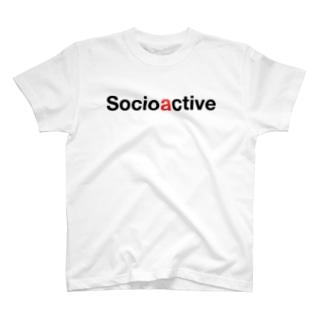 Socioactive-001 T-shirts