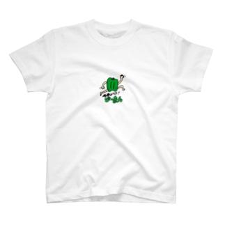 それいけ!ぴーまん T-shirts