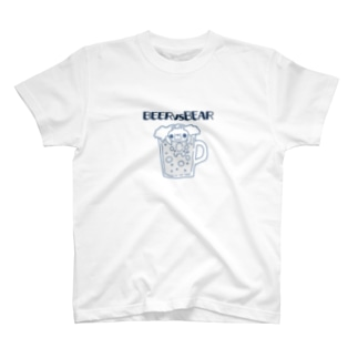 BEERvsBEAR T-shirts
