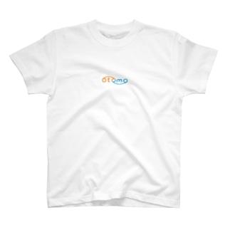 otomoカラー・ロゴのみ T-shirts