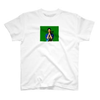 Yaz ln ニート静岡  T-shirts
