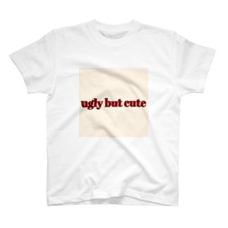 アグリーバットキュート ロゴグッズ T-shirts