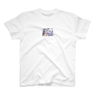アニマのマイキャラ T-shirts