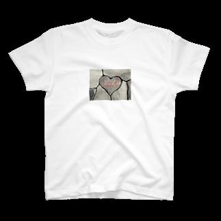 9791のはーとすとーん T-shirts