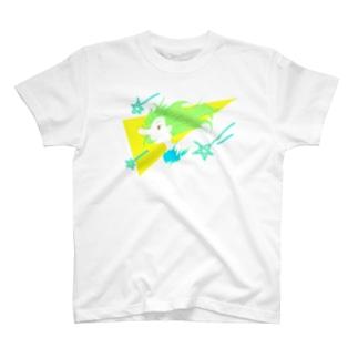 天駆ける狗 T-shirts