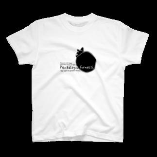 奄美の生き物応援隊のアマミノクロウサギ T-shirts