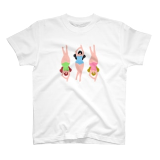 サマースイマー -GIRLS- T-shirts