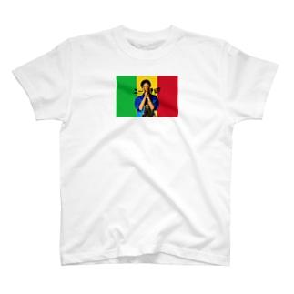 ラスタなYaz T-shirts