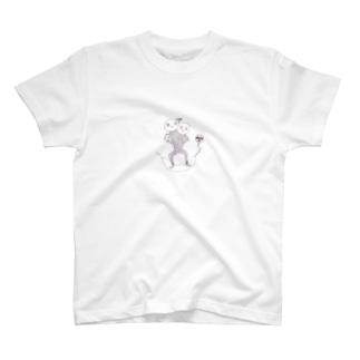 Fluff Twins T-shirts