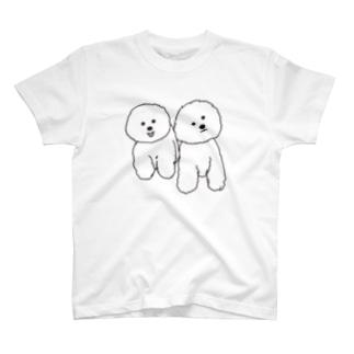 mamegoma01 T-shirts