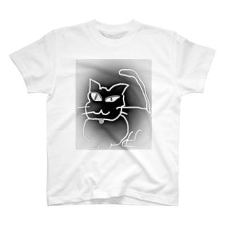 ネコポスです。。。 T-shirts