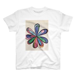 flower 2 T-shirts