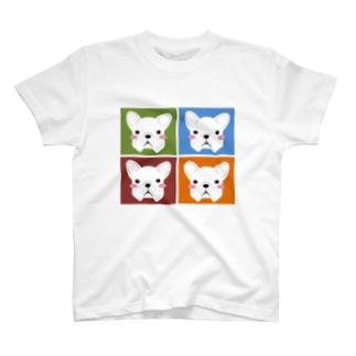 つぶらな瞳 T-shirts