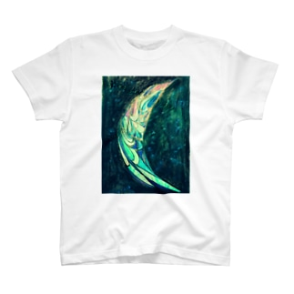 blue moon T-shirts