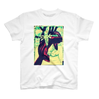 smile and cat T-shirts