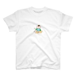 ポイポイ期のお子 T-shirts