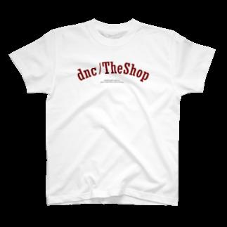 dnc_TheShopのbasic series RD T-shirts