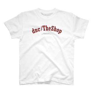 dnc_TheShopのbasic series RD T-shirts