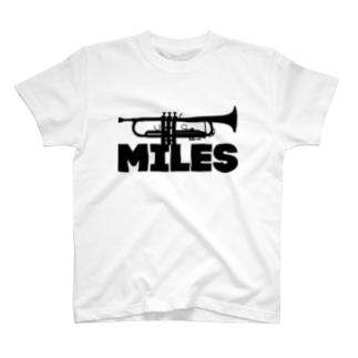miles T-shirts