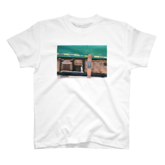 電車でもいいんじゃない? T-shirts
