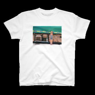 katsurakatsuの電車でもいいんじゃない? T-shirts