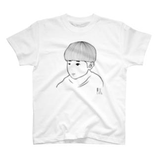 さらさらさら T-shirts