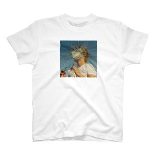 画面バンバン T-shirts