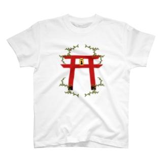 猫居   (修正ver.) T-shirts