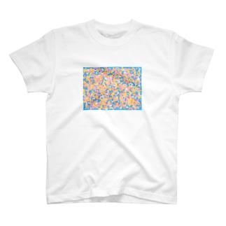 ZAWA-ZAWA T-shirts