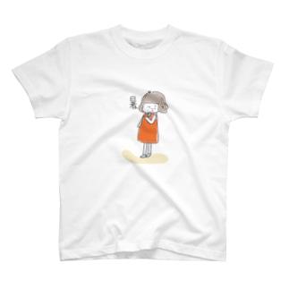 暑ガール T-shirts