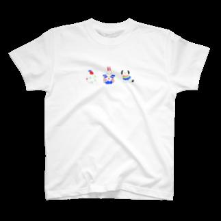 Fijixのゆる民芸 T-shirts