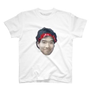 池崎さん画質不良ver T-shirts