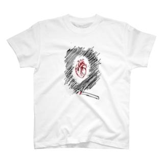 喫煙者の末路 T-shirts