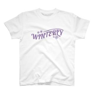 WINTERLY T-shirts